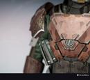 Destiny Rare Titan Chest Armor