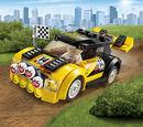 60113 La voiture de rallye