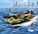 60114 Le bateau de course