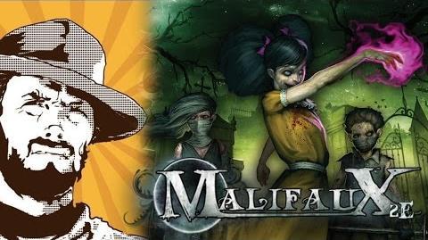 Обзор Malifaux. Как начать играть?