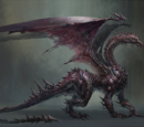 Demonic Dragon Physiology
