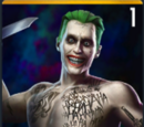 The Joker/Unhinged Suicide Squad