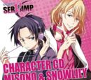 Character CD Vol.2: Misono & Snow Lily