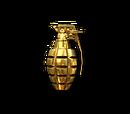MK2 Grenade-Ultimate Gold