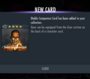 Diablo Companion Card EVOLVED