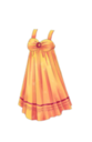 Alexy Gift empire waist dress.png