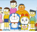 Danh sách nhân vật trong Doraemon