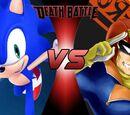 Sonic the Hedgehog vs Captain Falcon