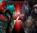 Red Hood VS Winter Soldier