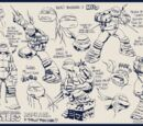 Teenage Mutant Ninja Turtles (2012 TV series)/Concept Art