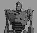The Iron Giant Characters