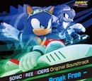 Break Free: Sonic Free Riders Original Soundtrack