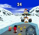 Sonic Shuffle mini games