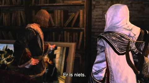 Assassin's Creed Brotherhood - DLC Da Vinci singleplayer trailer NL