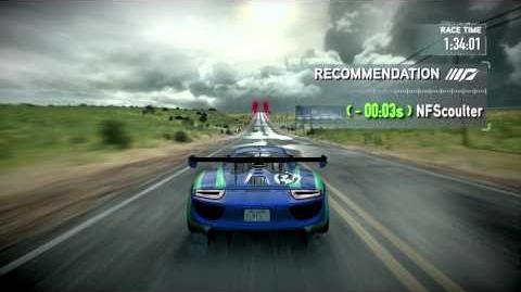 Need for Speed: The Run/Challenge Series