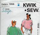 Kwik Sew 1958