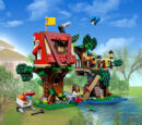 31053 Les aventures dans la cabane dans l'arbre