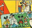 Enfants de Milton Mouse