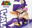 Waluigi - Super Mario