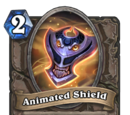 Animated Shield
