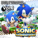 Sonic Generations Official Soundtrack Volume 1.png