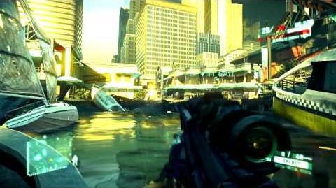 Video commentée Crysis 2-1