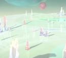 Кристаллическая планета
