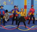 Say the Dance, Do the Dance (Series 9 episode)