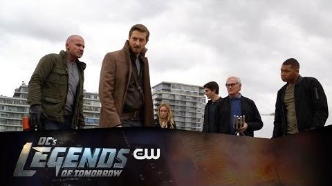 DC COMICS: Legends of Tomorrow