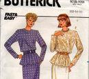 Butterick 4001 A