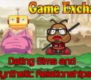 Dating Games and Synthetic Relationships