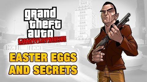 Secrets and Easter Eggs in GTA: Liberty City Stories