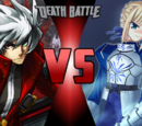'BlazBlue vs. Fate' Themed DEATH BATTLEs