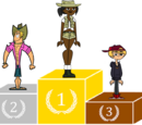 Frajerzy Totalnej Porażki - Totalna Porażka: Trzecia 14