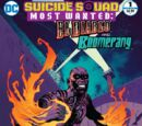 Suicide Squad Most Wanted: El Diablo and Boomerang Vol 1 1