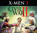 Civil War II: X-Men Vol 1 3