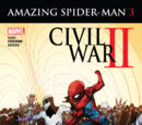 Civil War II: Amazing Spider-Man Vol 1 3