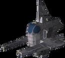 Bounty Hunter AP-7031 Barracuda Heavy Fighter