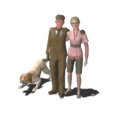 Семьи из «Питомцев» (The Sims 3)