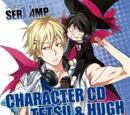 Character CD Vol.4: Tetsu & Hugh