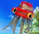Octopus Bot (Mirror Dimension)