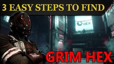 2.5 HOW TO FIND GRIM HEX TUTORIAL