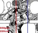 ManlySpirit/Toriko Sky Plant Lightning Dodging Feat
