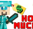 How Much is Minecraft Diamond Armor Worth?