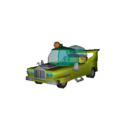 Автомобиль собранный для Гомера