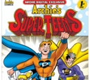 ARCHIE COMICS: Archie's Super Teens (Unproduced)