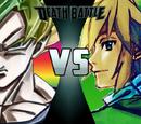 Link vs Son Gokū