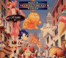 Macy's Parade 1993 Lineup