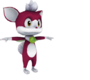 Sonic Unleashed (Wii/PlayStation 2) models