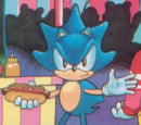 Chili dog (Sonic the Comic)
